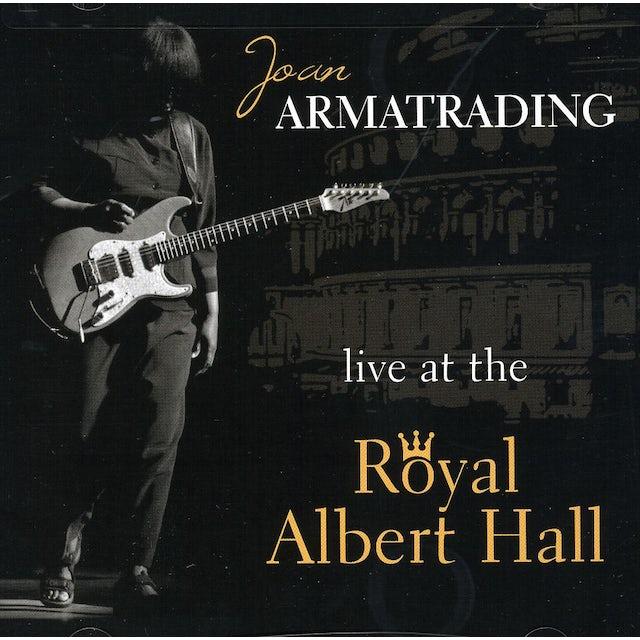 Joan Armatrading LIVE AT ROYAL ALBERT HALL CD