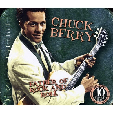 Chuck Berry FATHER OF ROCK & ROLL CD