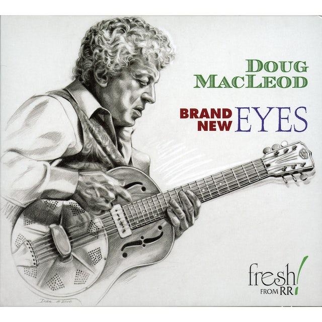 Doug Macleod BRAND NEW EYES CD