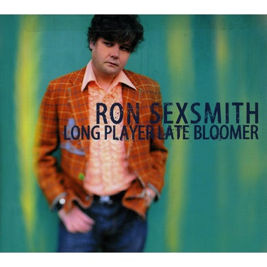 Ron Sexsmith LONG PLAYER LATE BLOOMER CD