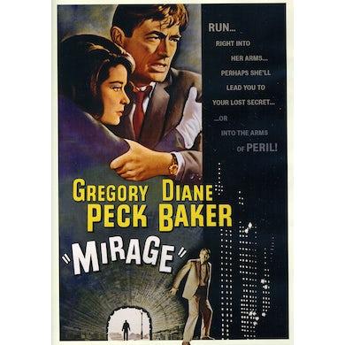 MIRAGE (1965) DVD