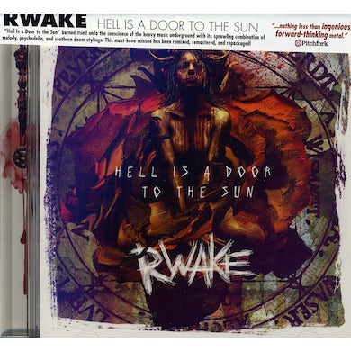 Rwake HELL IS A DOOR TO THE SUN CD