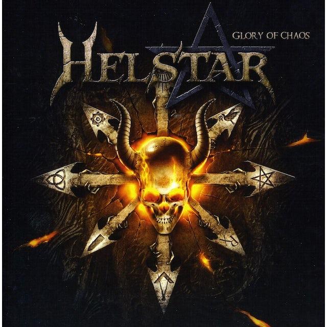 Helstar GLORY OF CHAOS CD