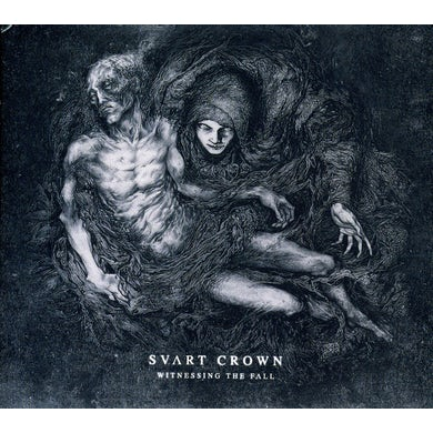 Svart Crown WITNESSING THE FALL CD