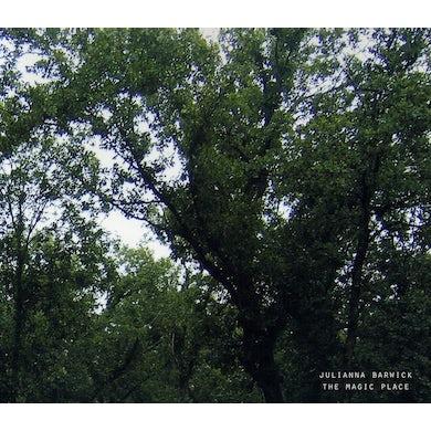 Julianna Barwick MAGIC PLACE CD