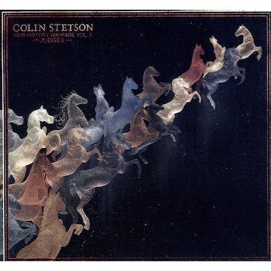 Colin Stetson NEW HISTORY WARFARE 2: JUDGES CD