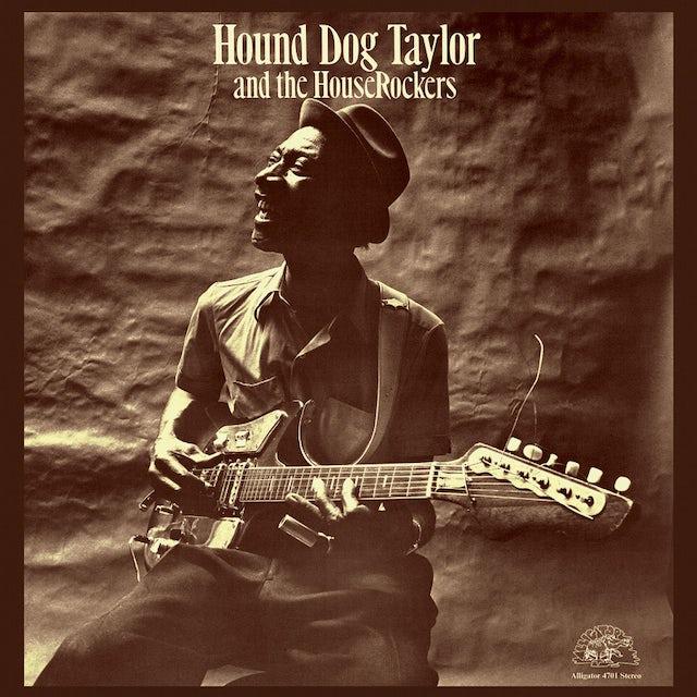 Hound Dog Taylor HOUND DOG & HOUSEROCKERS Vinyl Record