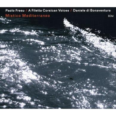 Paolo Fresu MISTICO MEDITERRANEO CD