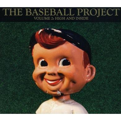 Baseball Project VOL 2: HIGH & INSIDE CD