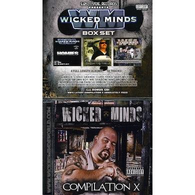 Wicked Minds BOXSET CD
