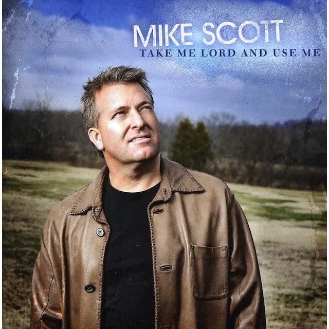 Mike Scott TAKE ME LORD & USE ME CD