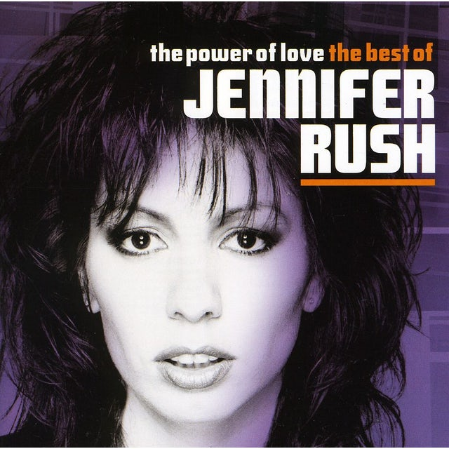 JENNIFER RUSH POWER OF LOVE: BEST OF CD