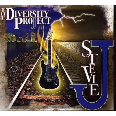 Stevie J DIVERSITY PROJECT CD