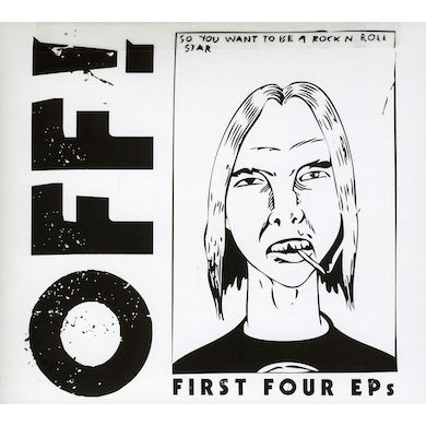 Off FIRST FOUR EPS CD