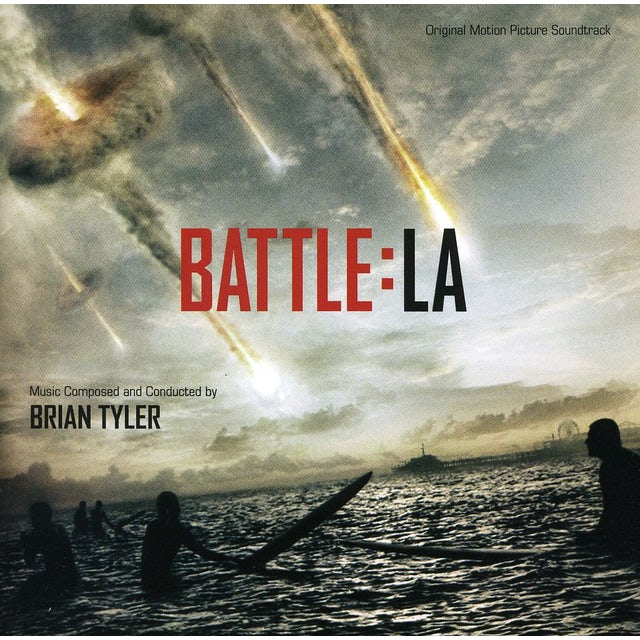 Brian Tyler BATTLE: LOS ANGELES (SCORE) / Original Soundtrack CD