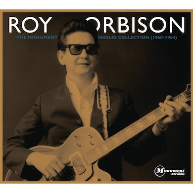 Roy Orbison MONUMENT SINGLES COLLECTION CD