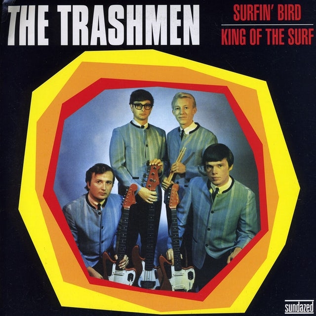 The Trashmen SURFIN Vinyl Record