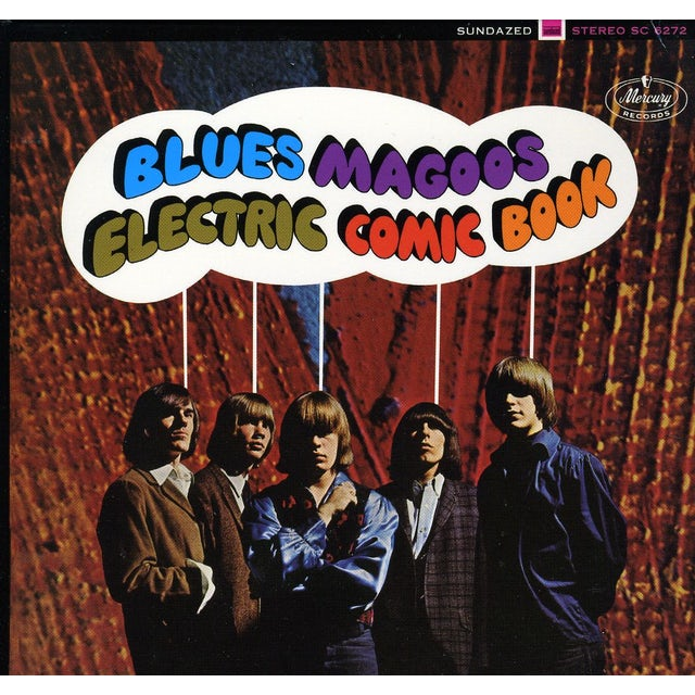 Blues Magoos ELECTRIC COMIC BOOK CD