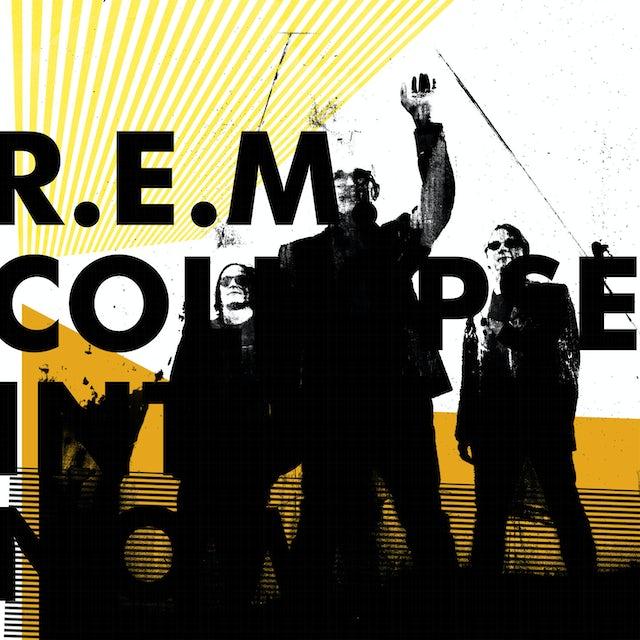 R.E.M. COLLAPSE INTO NOW Vinyl Record