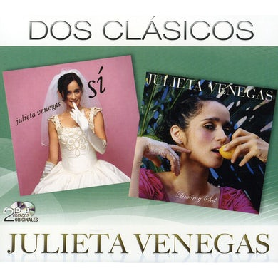 Julieta Venegas DOS CLASICOS CD
