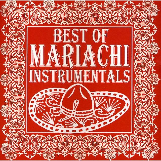 Mariachi Real de San Diego BEST OF MARIACHI INSTRUMENTALS CD