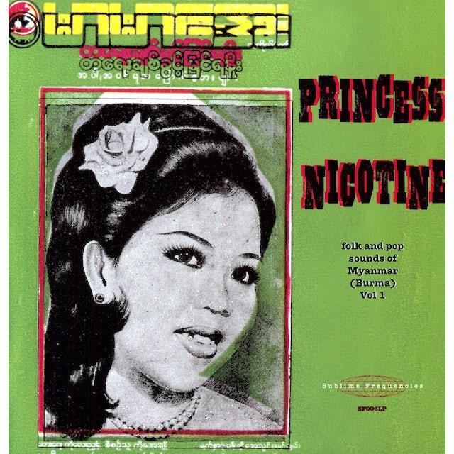 Princess Nicotine: Folk & Pop Sounds Of / Var Vinyl Record