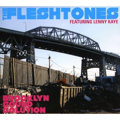 Fleshtones BROOKLYN SOUND SOLUTION CD