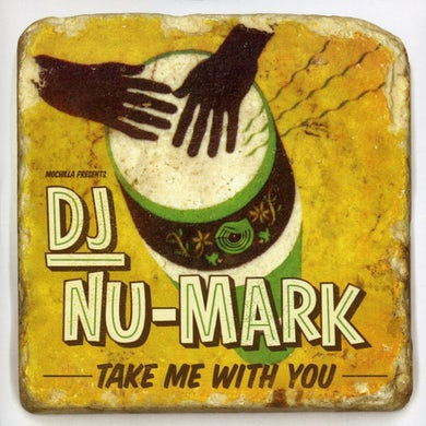 Dj Nu-Mark TAKE ME WITH YOU CD