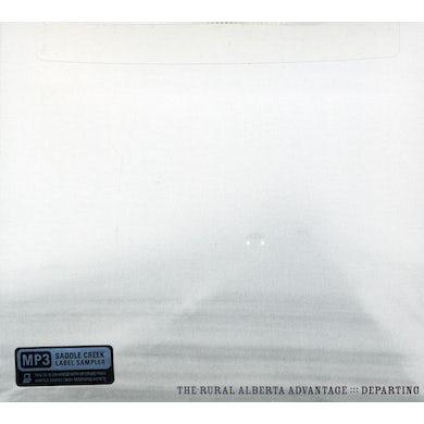 The Rural Alberta Advantage DEPARTING CD