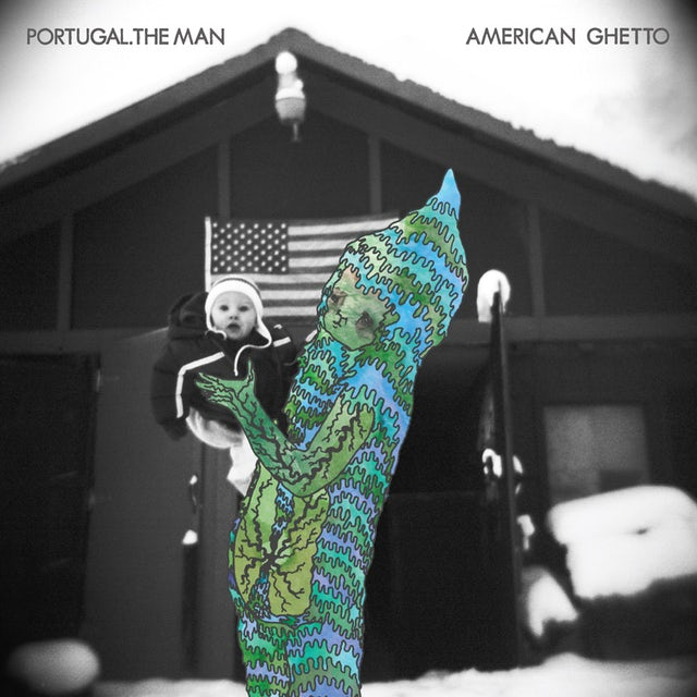 Portugal. The Man AMERICAN GHETTO Vinyl Record
