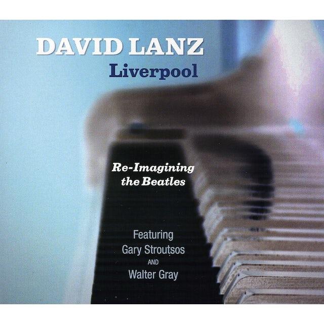 David Lanz LIVERPOOL CD