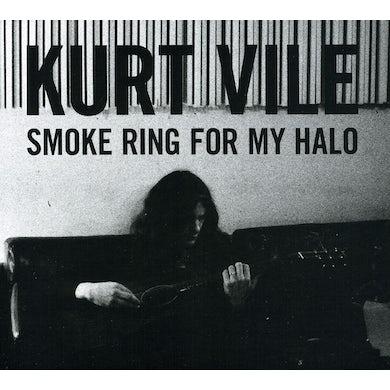 Kurt Vile SMOKE RING FOR MY HALO CD
