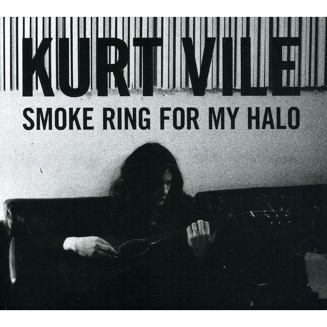 Kurt Vile SMOKE RING FOR MY HALO CD