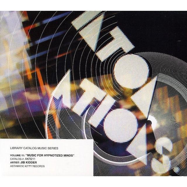 Jib Kidder LIBRARY CATALOG MUSIC SERIES: MUSIC FOR HYPNOTIZED CD
