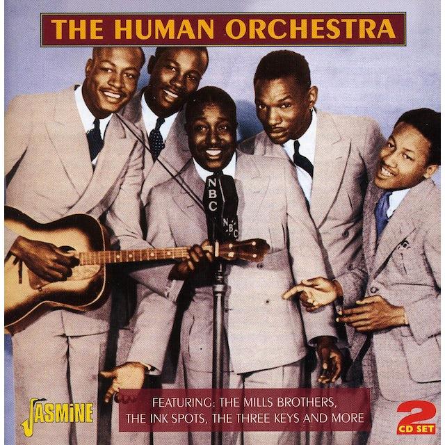 Human Orchestra / Various CD