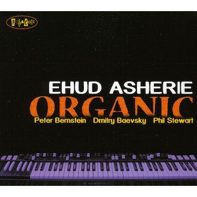 Ehud Asherie ORGANIC CD