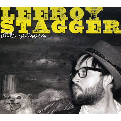 Leeroy Stagger LITTLE VICTORIES CD