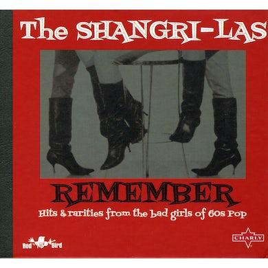 Shangri-Las REMEMBER CD