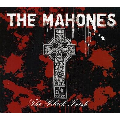 MAHONES BLACK IRISH CD