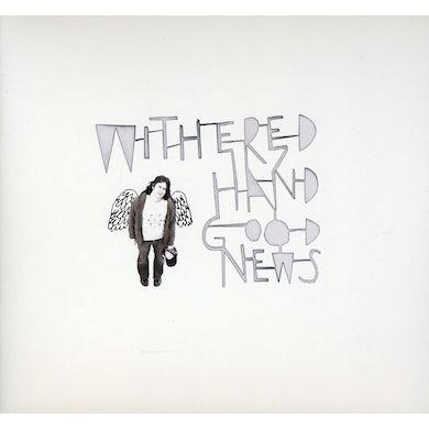 Withered Hand GOOD NEWS CD