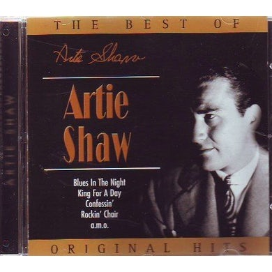 BEST OF ARTIE SHAW CD