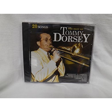 BEST OF TOMMY DORSEY CD