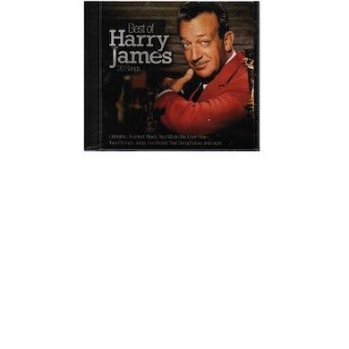 BEST OF HARRY JAMES CD