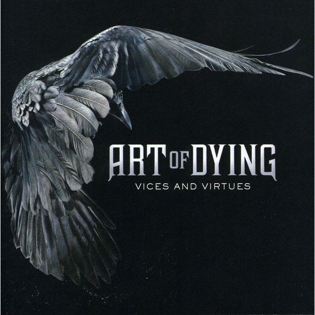Art of Dying VICES & VIRTUES CD