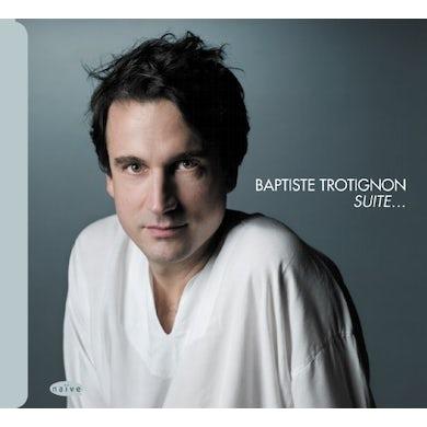 Baptiste Trotignon SUITE CD