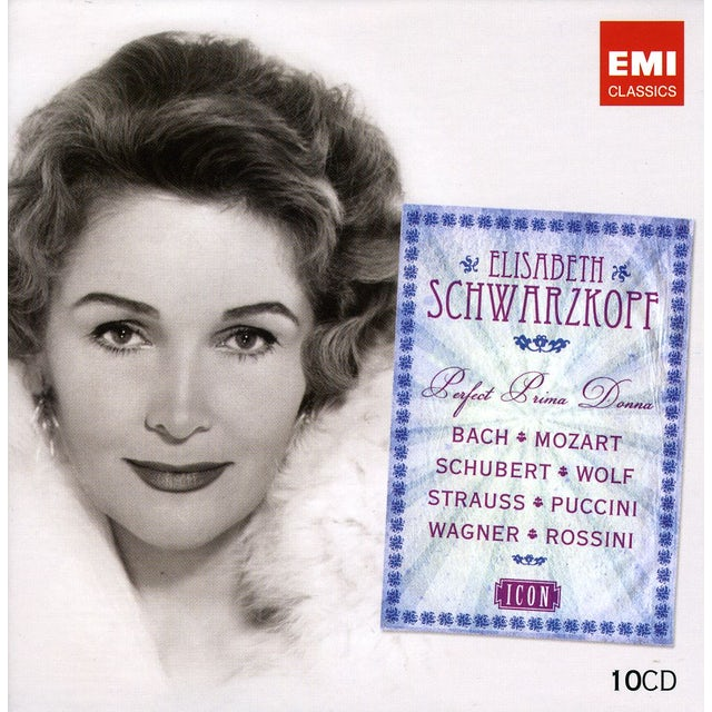 Elisabeth Schwarzkopf ICON CD