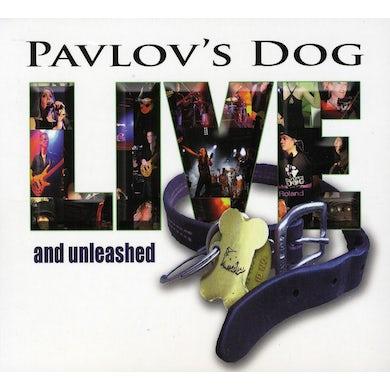 Pavlov's Dog LIVE & UNLEASHED CD