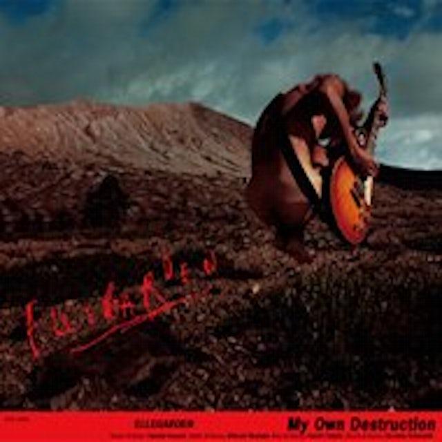 ELLEGARDEN MY OWN DESTRUCTION CD