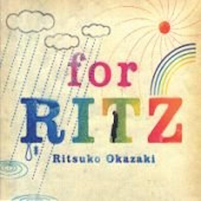 Ritsuko Okazaki FOR RITZ CD