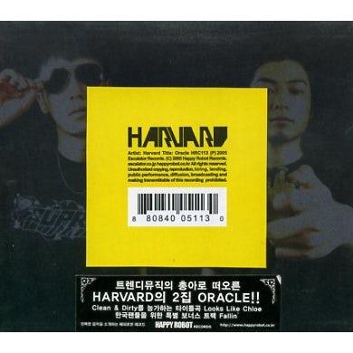 harvard ORACLE CD